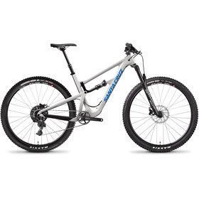 "Santa Cruz Hightower 1 C R-Kit - MTB doble suspensión - 29"" gris/blanco"